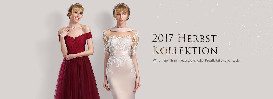 2017 Neue Kleider