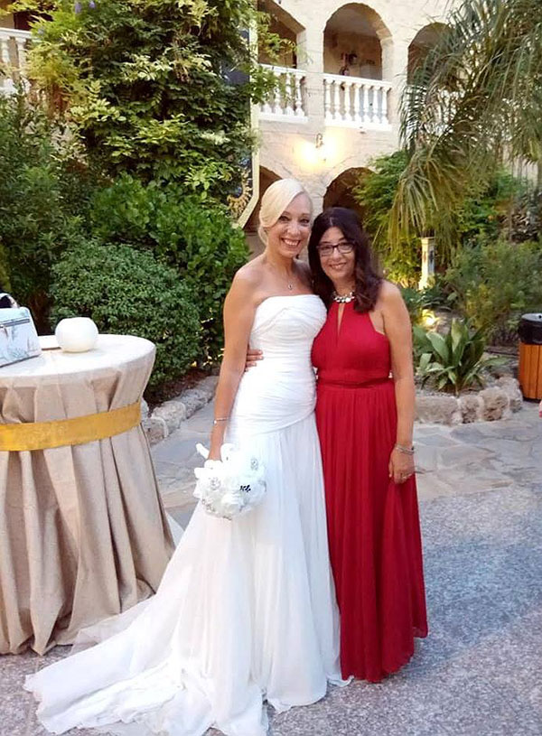 Red Halter Bridesmaid Dress Fashion Prom Dress