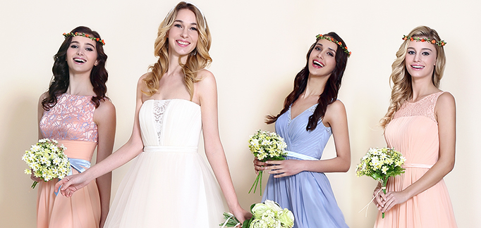 eDressit colorful bridesmaid dresses 2015 lookbook