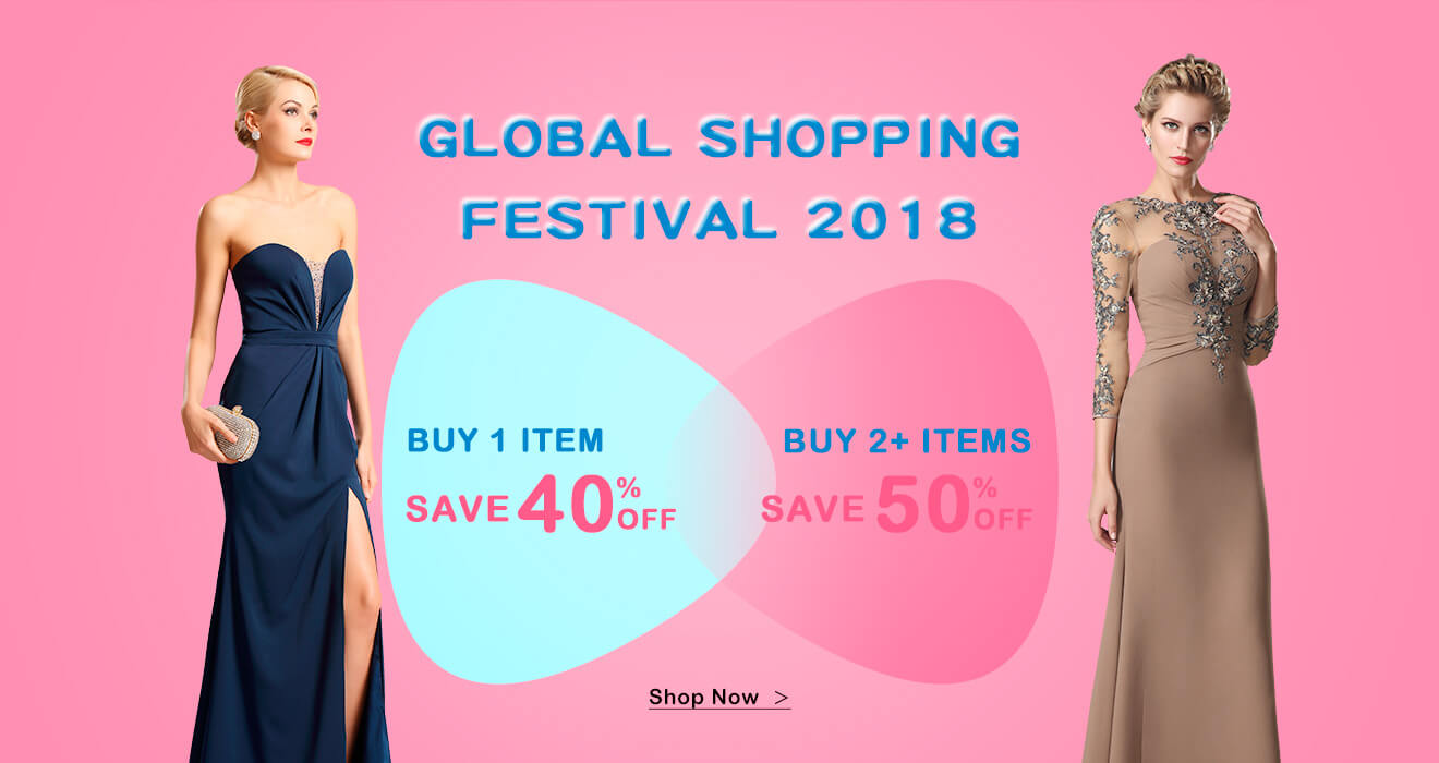 2018 global shopping festival sale